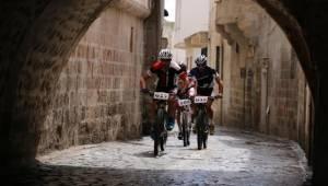 2. Urfa Sokakları Dağ Bisikleti Yarışı Başlıyor
