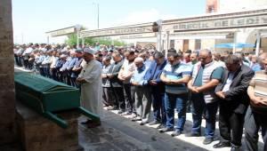 AK Parti Birecik İlçe Başkanının Acı Günü