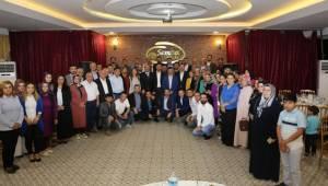 Ak Parti Karaköprü Seçim Değerlendirmesi Yaptı