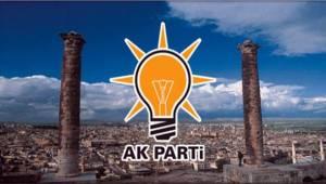 AK Parti Şanlıurfa Aday Adayları Toplantısında Şok Olay