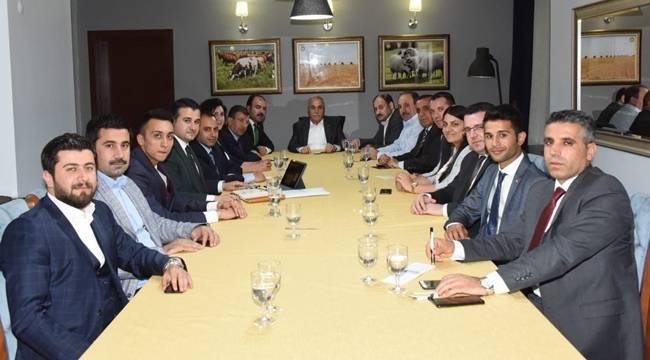 AK Parti Şanlıurfa Adayları Buluştu, İşte İlk İddialı Açıklama