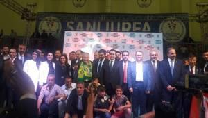 AK Parti Şanlıurfa Adayları Halka Tanıtıldı