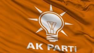 AK Parti Şanlıurfa'dan Temayül Sonucu Açıklaması