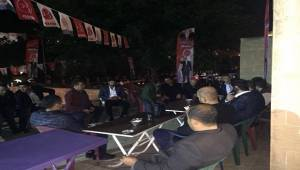 Mehmet Arpacı İlk Seçim Merkezini Açtı