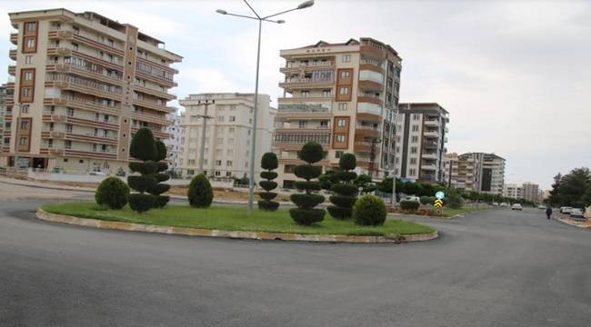 Atakent'de Asfalt Çalışması Tamamlandı