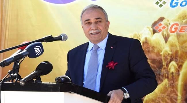 Bakan Fakıbaba'dan Aday İnce'ye Mazot Açıklaması