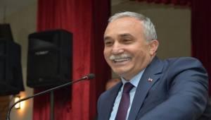 Bakan Fakıbaba Urfa'ya Geliyor