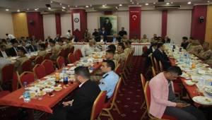 Bakanı Fakıbaba, Güvenlik Güçleriyle İftarda Buluştu