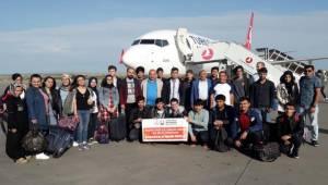 Başarılı Öğrencilere Çanakkale ve İstanbul Gezisi