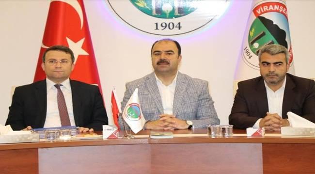 Başkan Çiftçi'den Viranşehir'de Önemli Açıklamalar