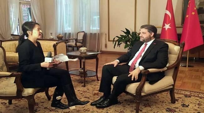 Büyükelçi Önen'den İşbirliği Ziyaretleri