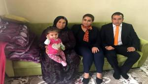 Cam Kemik Hastası Çakır Ailesine Yardım Eli Dokundu
