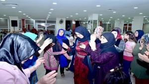 Ceylanpınar'da Anneler Günü Kutlandı