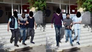 Ceylanpınar'da Hırsızlık Operasyonu 2 Tutuklama
