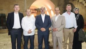 Çiftçi'den Halil İbrahim Sofrasına davet