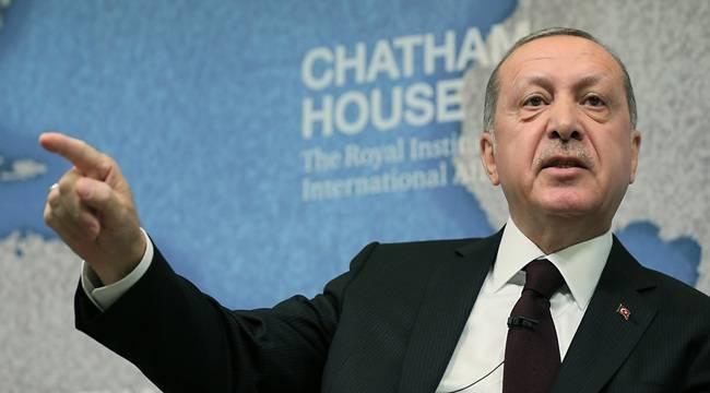 Cumhurbaşkanı Erdoğan'dan Flaş Kobani Açıklaması