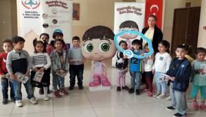 Dicle Elektrik, Enerji Çocuk Naz'ı Çocuklarla Buluşturdu