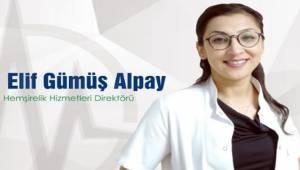 Elif Gümüş Alpay Hemşireler Haftasını Kutladı
