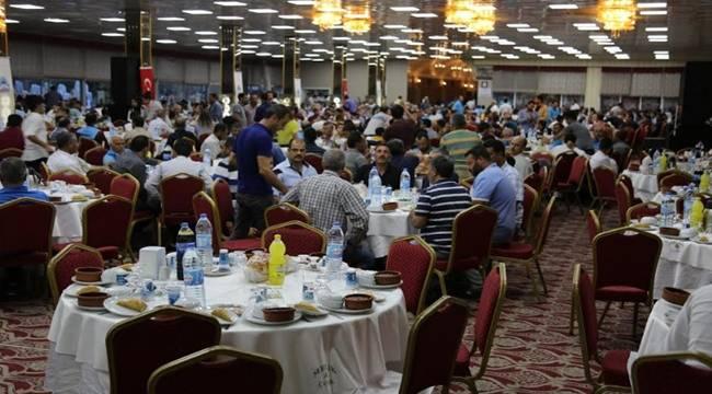 Eyyübiye Belediyesi Personelleri Bir Araya Geldi