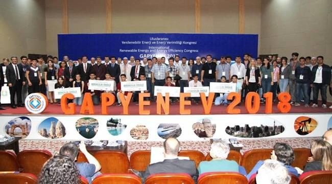 GAP-YENEV 2018 Kongresi Başladı