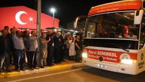 Haliliye'de 2.Kafile Öğrenciler Çanakkale'ye Gidiyor