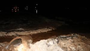 Harran'da Sel Baskını