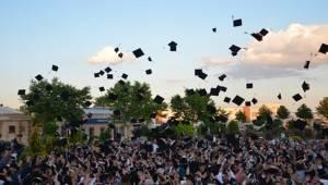 Harran Fen-Edebiyat Fakültesinde Mezuniyet Töreni Yapıldı