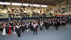Harran Üniversitesi Yeni Öğretmenleri Mezun Etti