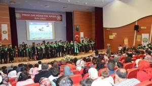 Harran Üniversitesi Ziraat Fakültesi'nde Mezuniyet Coşkusu