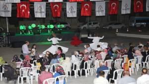 Karaköprü'de Ramazan Etkinlikleri Başladı