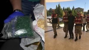 Karaköprü'de Uyuşturucu Operasyonu