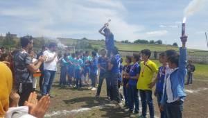 Köy Okulları Futbol Turnuvası Sona Erdi