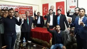 Mehmet Arpacı'dan Şanlıurfa Gençliğine Davet