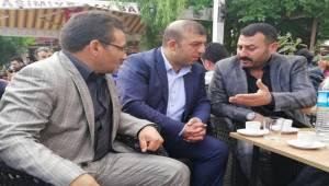 Mehmet Arpacı Seçim Çalışmalarına Başladı