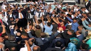 MHP Milletvekili Adayları Şanlıurfa'ya Geldi