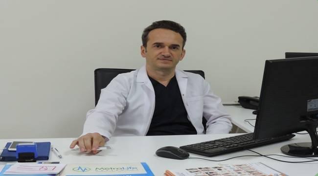 Opr.Dr. Recep Çelik Metrolife Hastanesinde
