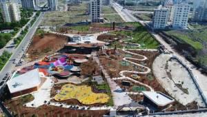 Şanlıurfa Çocuk ve Gençlik Oyun Dünyası Açılıyor