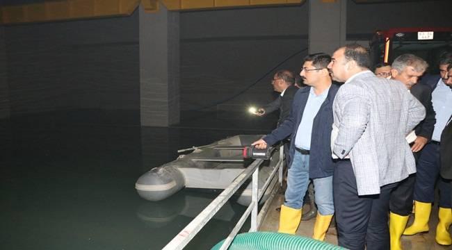 Şanlıurfa'da Su Arızası Giderildi