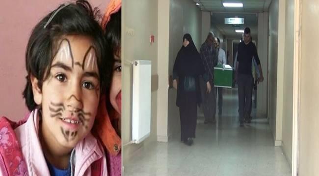 Sele Kapılan Kızın Cenazesi Yakınlarına Teslim Edildi