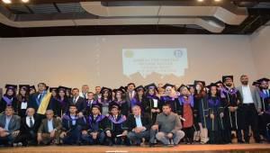 Siverek MYO'da 65 Öğrenci Mezun Oldu