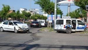 Siverek'te 2 Polis ve 1 Uzman Çavuş Yaralandı