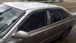 Siverek'te Aracı Taradılar,1 Ağır Yaralı
