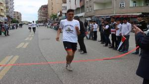 Siverekli Öğrenciler Özgür Kudüs İçin Koştu
