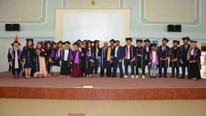 Suruç Meslek Yüksekokulu Mezuniyet Töreni Düzenledi