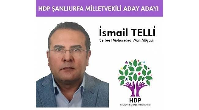 Telli, HDP Her Kesimi Kuçaklayacak