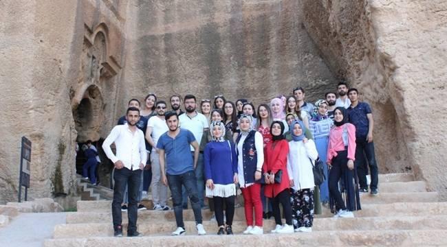 Üniversite Öğrencilerinden Mardin ve Şanlıurfa Gezisi
