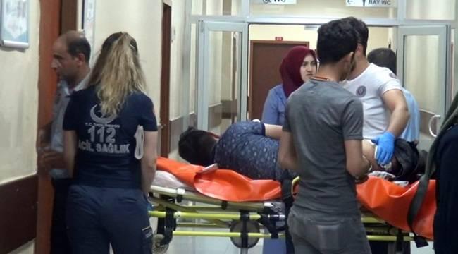 Urfa'da 16 Yaşındaki Çocuğu Bıçakladılar