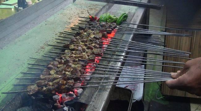 Urfa'da Günde 3 Ton Ciğer Tüketiliyor
