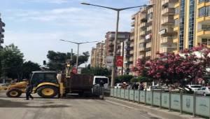 Urfa'da Hatalı Kazı Yeraltı Kablolarını Mı Patlattı