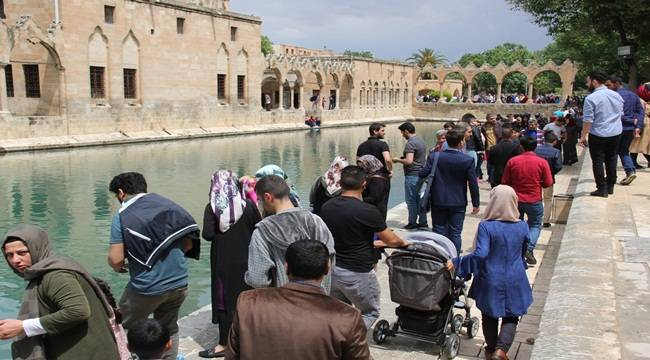 Urfa'da Hedef 1 Buçuk Milyon Turist
